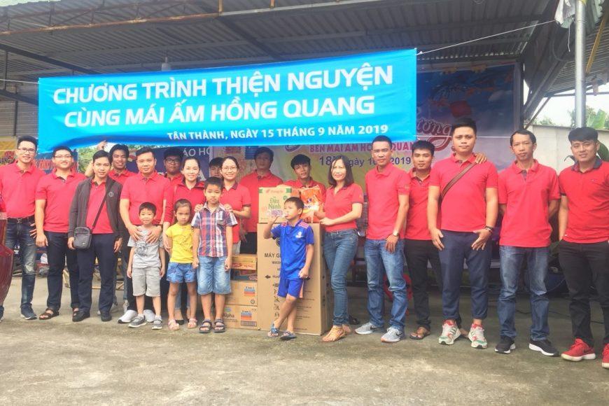 Hong Quang Shelter – home of abandoned children